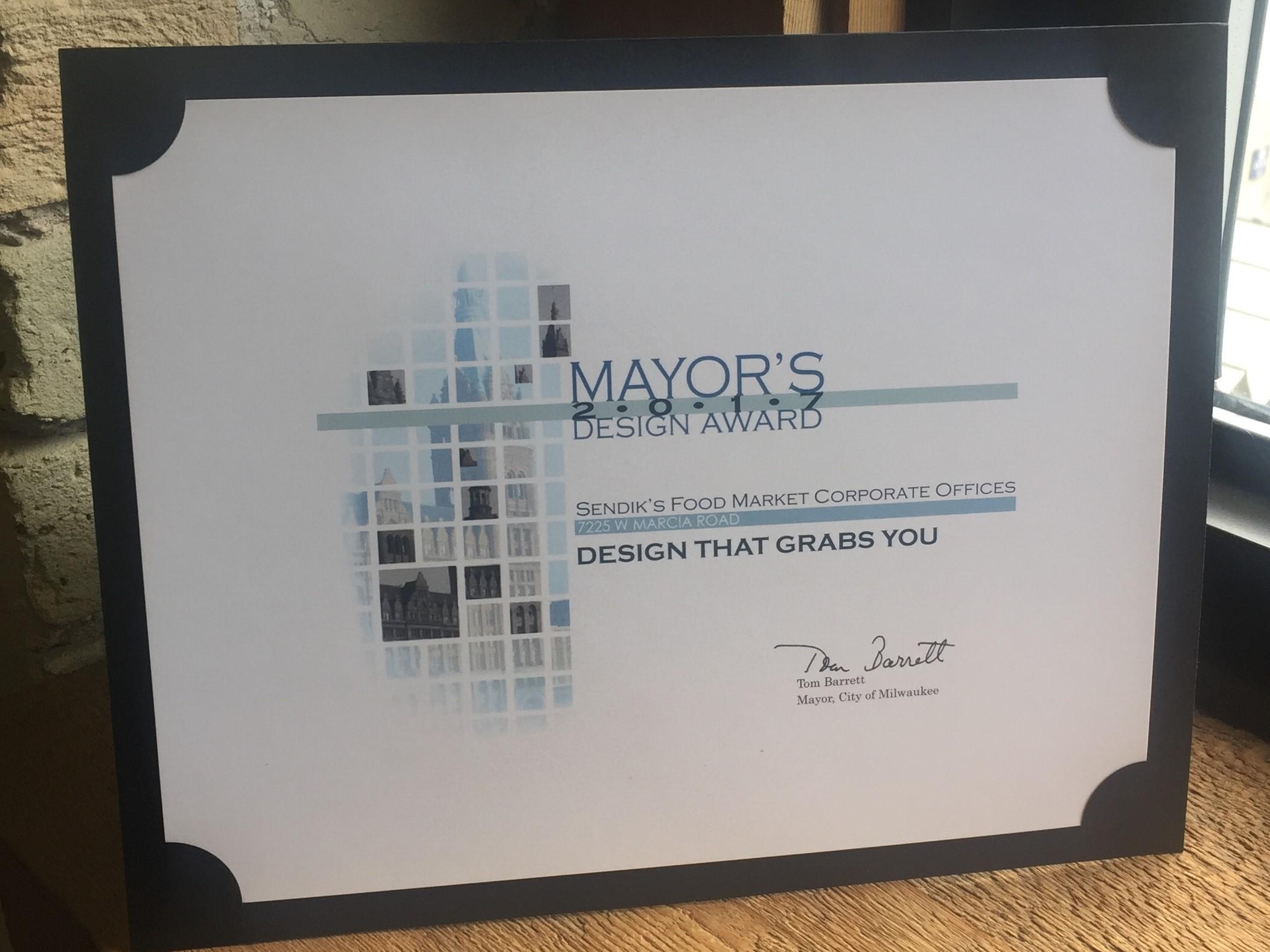 Madisen Maher Architects Mma Announces Mayor S Design