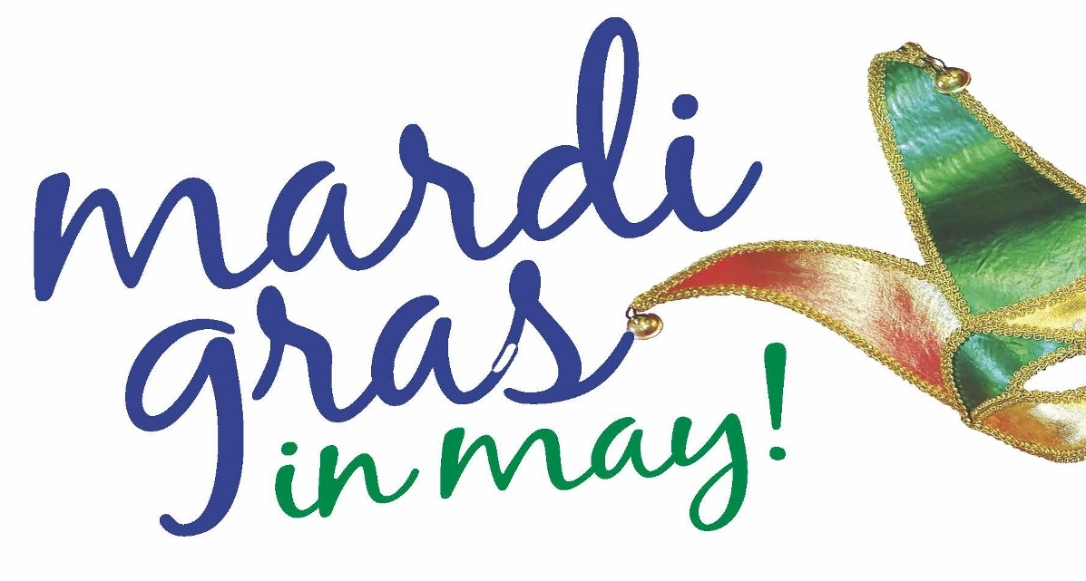 Mardi Gras in May!