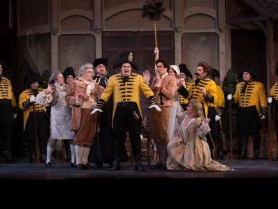 "Classical: A Most Happy ""Barber of Seville"""