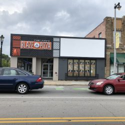 Blaze Pizza at 2907 N. Oakland Ave. Photo by Jeramey Jannene.