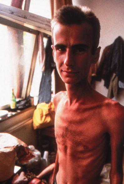 Bosnia War: Valley of Tears. Photo by Tony Cilento.