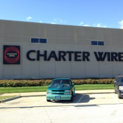 Charter Wire, 3754 W. Milwaukee Rd. Photo by Mariiana Tzotcheva