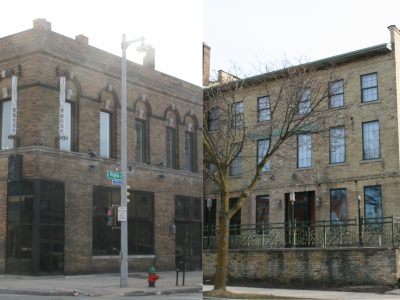 Plats and Parcels: 1850's Home, 1907 Schlitz Bar To Become Apartments