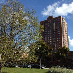 Yankee Hill Apartments, 626 E. State St. Photo by Mariiana Tzotcheva