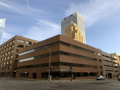 Plats and Parcels: Downtown Building Getting Overhauled