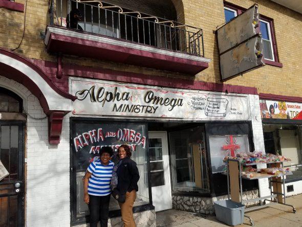 Alpha Omega Ministries. Photo by Brandon Anderegg.