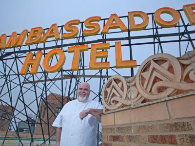 Ambassador Hotel to Celebrate Start of 90th Anniversary Year with Big New Year's Celebration