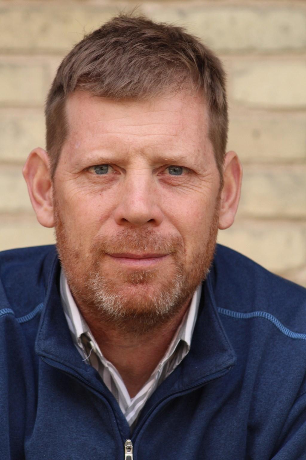 Dan Egan. Photo from UWM.