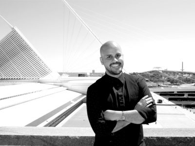 Erick Ledesma Selected as Artist in Residence for Cesar E. Chavez Drive Summer Initiative