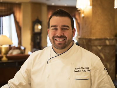 Marcus® Hotels & Resorts Names Travis Martinez as Pastry Chef of The Pfister Hotel