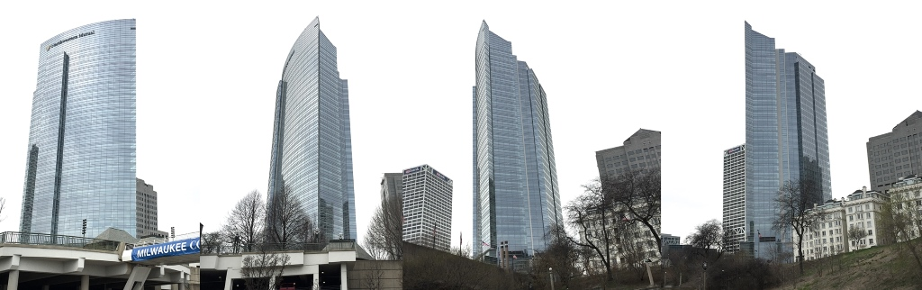 Northwestern Tower and Commons. Photo by Tom Bamberger.