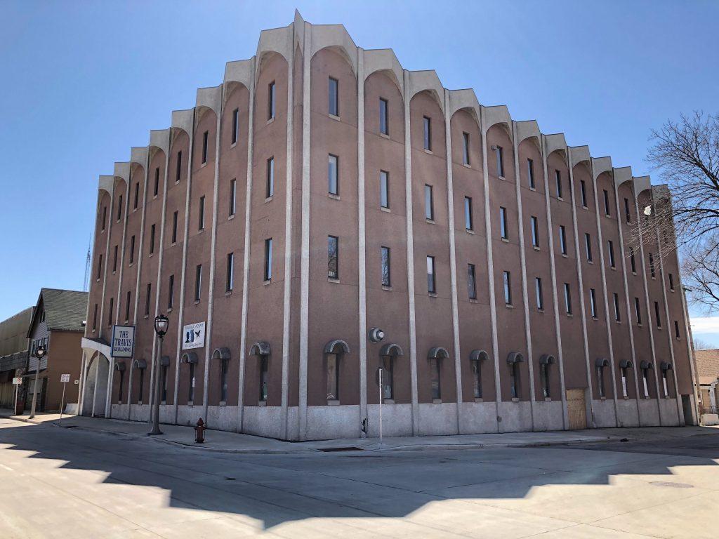 Travis Building. Photo by Jeramey Jannene.