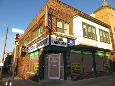 Plenty of Horne: Sign of Times? Lyon St. Laundromat Closes