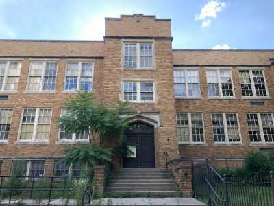 Plats and Parcels: Edison Middle School Would Become 64 Apartments