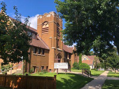 Old Mount Zion New Jerusalem Church