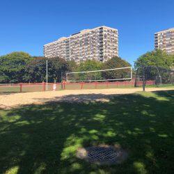 MSOE Athletic Field. Photo by Mariiana Tzotcheva.