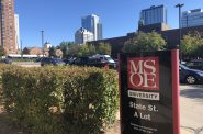 MSOE State St. Lot A, 517 E. State St. Photo by Mariiana Tzotcheva.