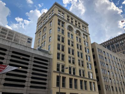 Plats and Parcels: Sentinel Building May Become Apartments