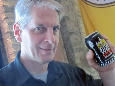 Plenty of Horne: Lakefront Brewery Embraces the Can