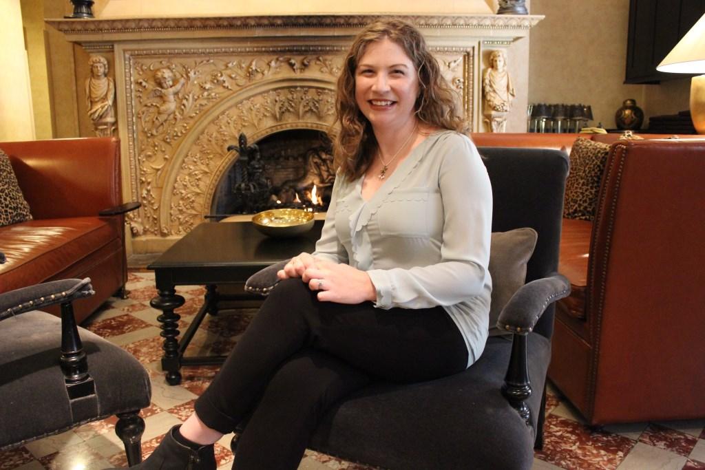 Nicole Mattke. Photo courtesy of Marcus Hotels & Resorts.