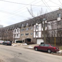 Brittany House Apartments. Photo by Jeramey Jannene.