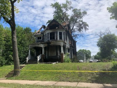 Burned Home Had 27 Police Service Calls