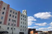 Clock Tower Building, 2252-2266 N. Prospect Ave. Photo by Jeramey Jannene.