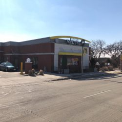 McDonald's at 2455 W. Wisconsin Ave. Photo by Jeramey Jannene.