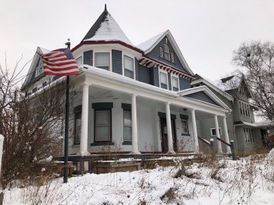 Eyes on Milwaukee: A Farmhouse Seeks Historic Designation