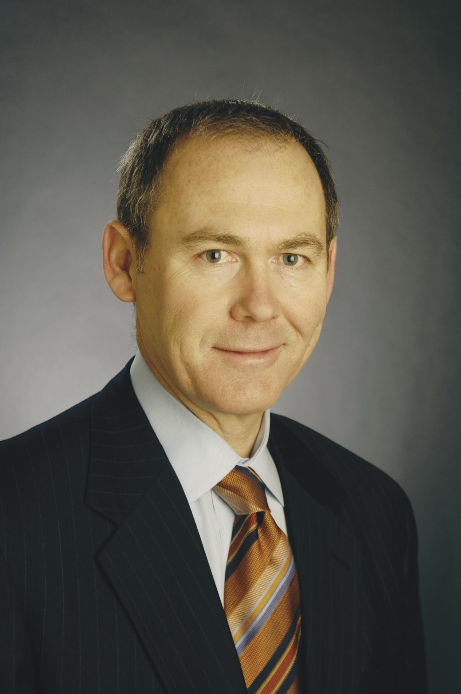 Owen J. Sullivan. Photo courtesy of Marquette University.