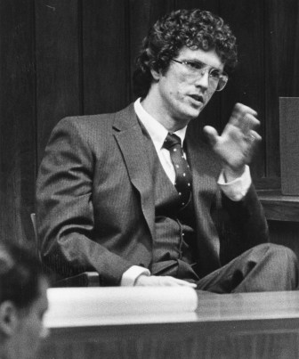 Ralph Armstrong served 29 years in prison before his 1981 conviction for a brutal rape and murder in Madison was overturned. DNA testing showed the hair was not Armstrong's. Photo from the Wisconsin State Journal archives.