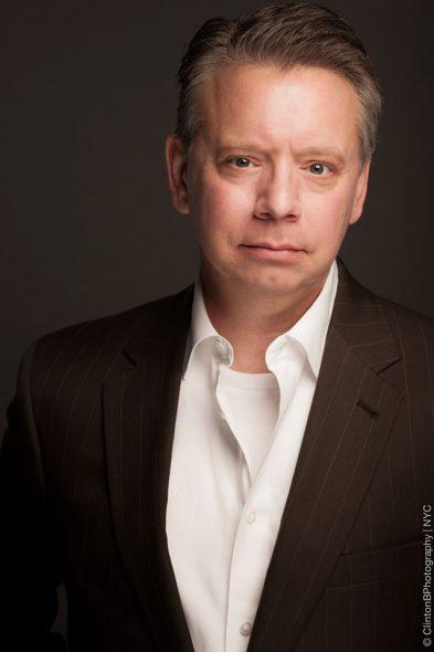 Michael Stebbins. Photo courtesy of Optimist Theatre.