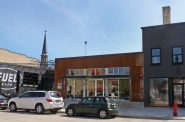 The Kubala Washatko Architects Urban Lab, 644 S. 5th St. Photo from the City of Milwaukee.