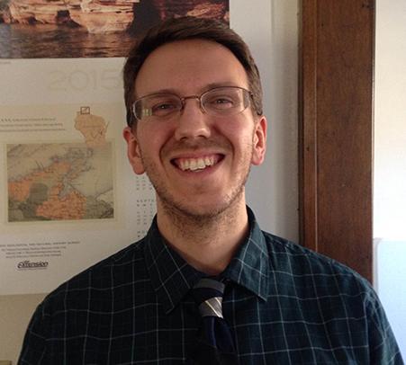 Andrew Haug. Photo courtesy of NEWaukee.