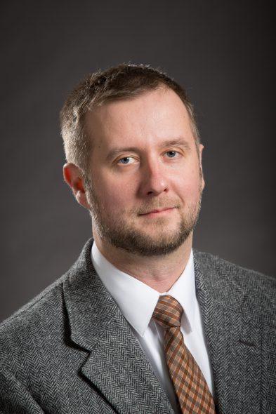 Ilya Avdeev. Photo from UWM.