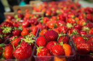 Strawberries. Photo courtesy of East Town Association.