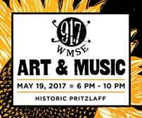 WMSE Presents: Art & Music