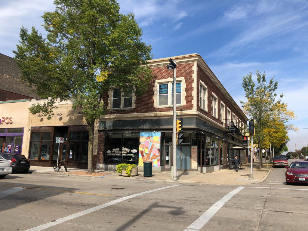 Lopez Bakery & Restaurant, 1100 W. Historic Mitchell St. Photo taken October 10th, 2019 by Jeramey Jannene.
