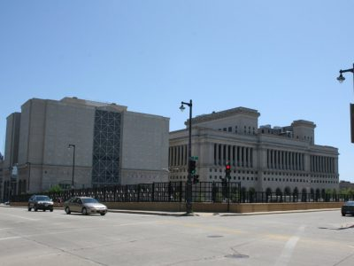MKE County: Private Contract for Jail Health Care Okayed