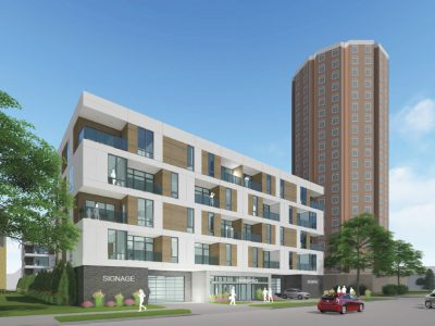 Eyes on Milwaukee: New Apartment Building For East Side