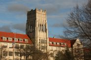 Notre Dame Hall at Mount Mary University. Photo by Jeramey Jannene.