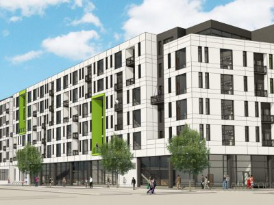 Eyes on Milwaukee: Bucks Start Construction on Apartments