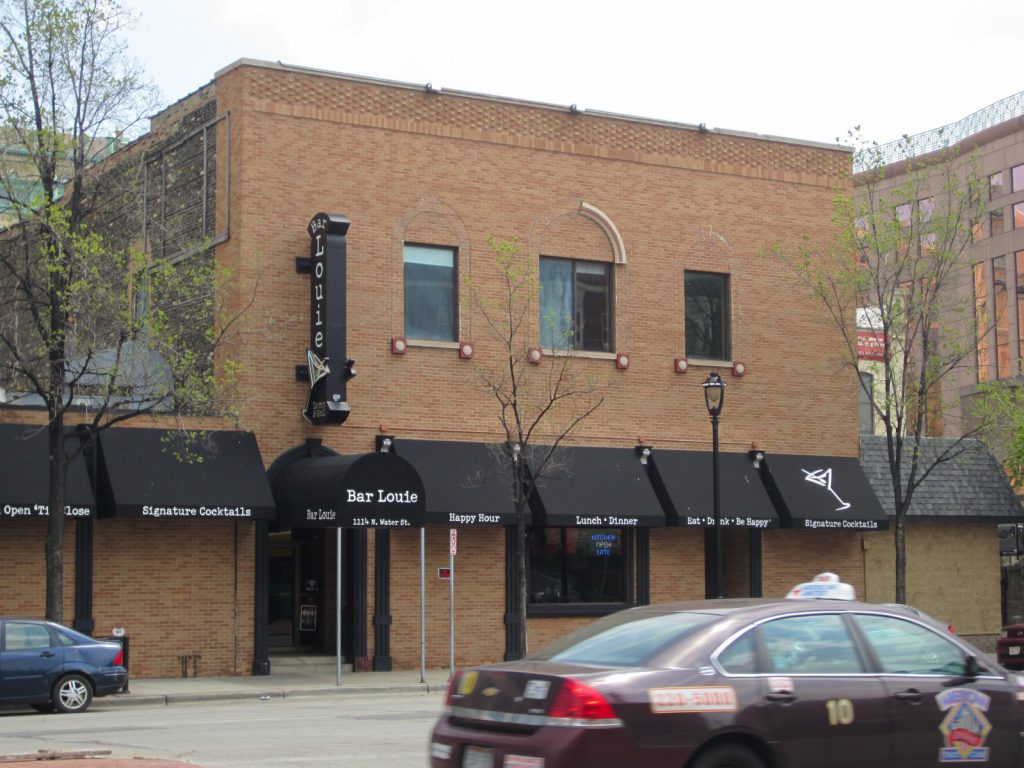 Bar Louie, 1114 N. Water St. Photo by Brett Kihlmire.