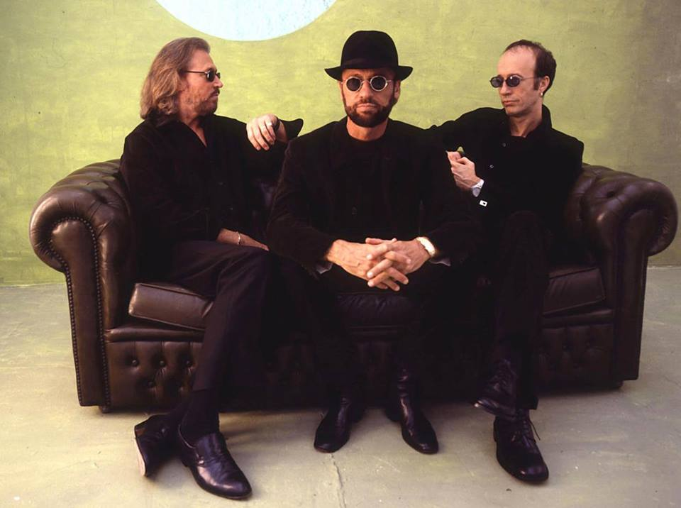 The Bee Gees. Photo from Facebook.