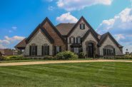 McMansion. Photo by Paul Sableman.