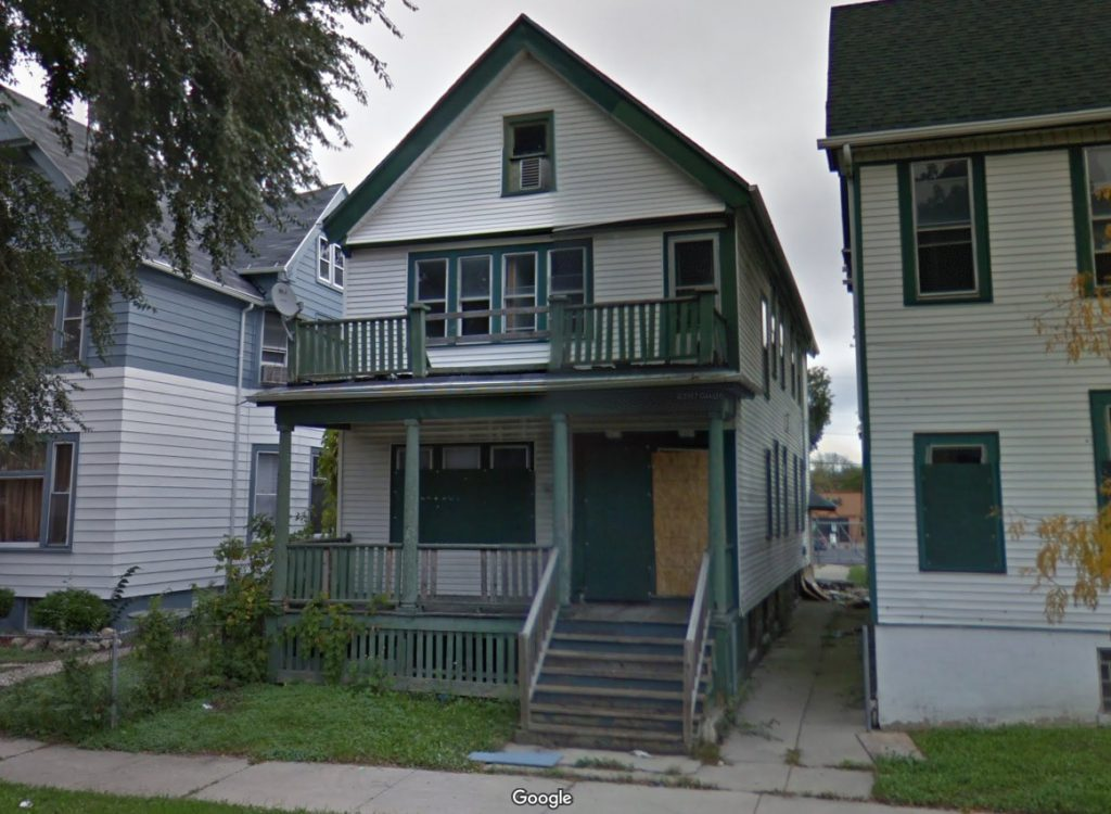 2406 N. 4th St. Image from Google Streetview (October 2016)