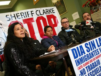 Local Leaders Demand Clarke's Removal