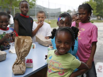 Summer Program Has Free Meals for Kids