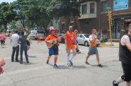 "Beer ""Runners"" at the Locust Street Festival. Photo by Jeramey Jannene."