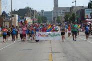 The 2017 Milwaukee Pride Parade. Photo by Jeramey Jannene.